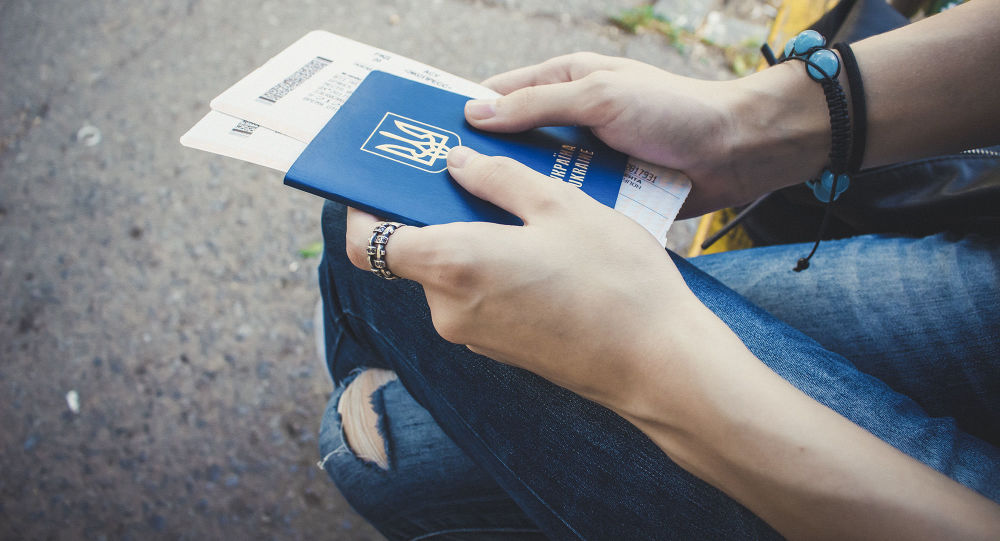 Passaporto ucraino