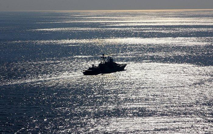"""Nave russa """"Severomorsk"""" attraversa il canale della Manica - Sputnik Italia"""