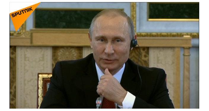 Russiagate, Putin: