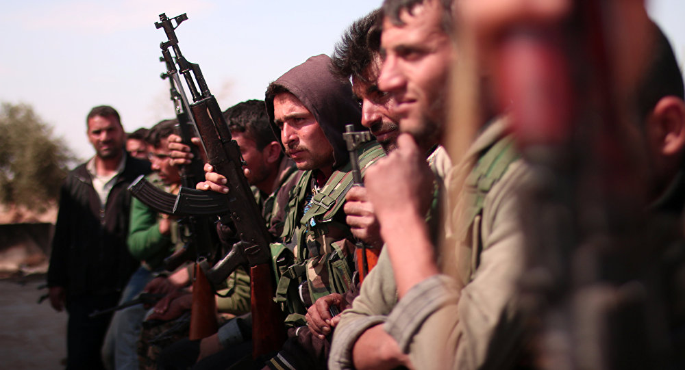 Forze Democratiche Siriane (foto d'archivio)