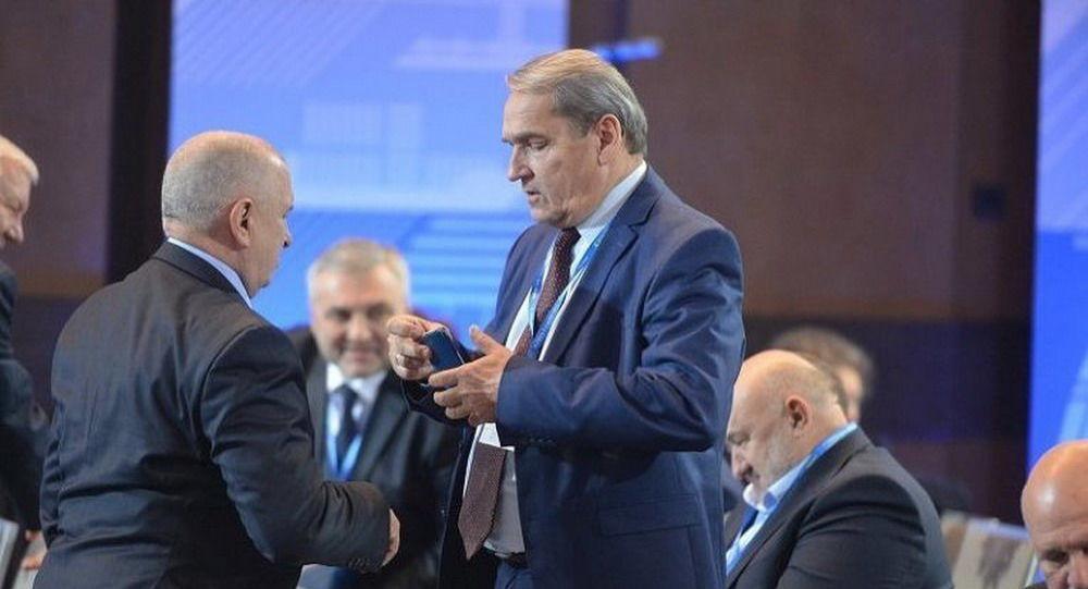 Fratello dell'ex presidente ucraino Petr Yushchenko