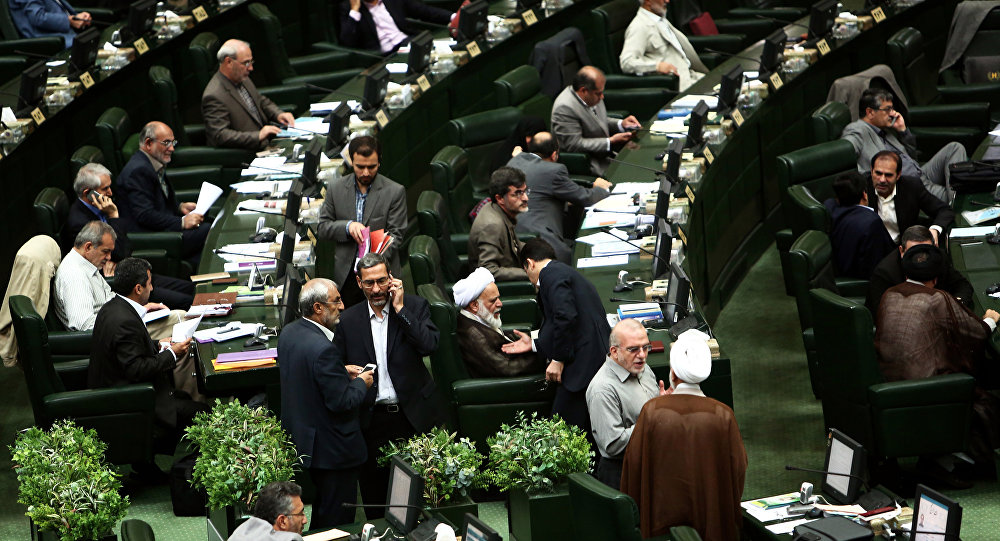 Parlamento iraniano (foto d'archivio)