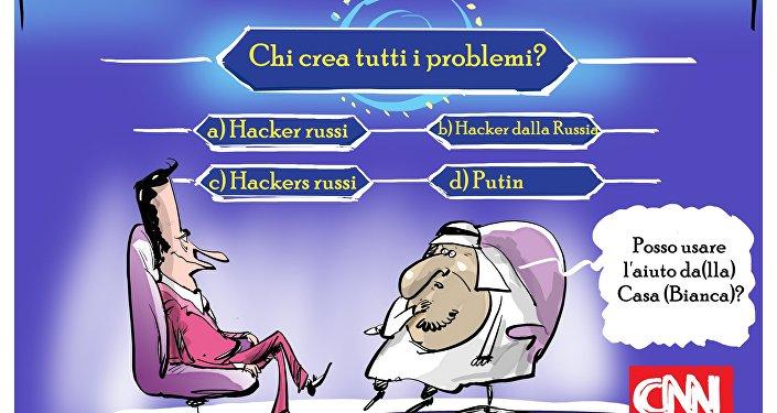 """Gli USA sospettano che gli """"hacker russi"""" abbiano violato il server dell'agenzia di notize del Qatar"""