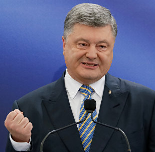 Presidente ucraino Petro Poroshenko