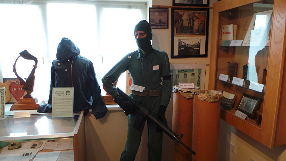 The Troubles, il museo