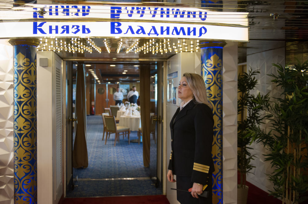 In crociera a Sochi sulla nuovissima Knyaz' Vladimir