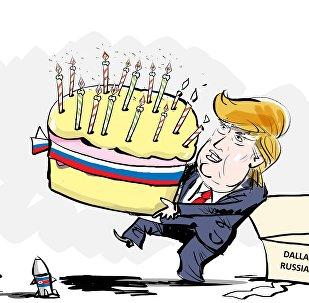 Buon compleanno, Donald!