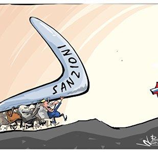 Sanzioni contro la Russia.