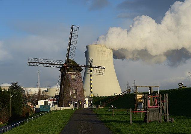 Centrale nucleare di Doel, Belgio