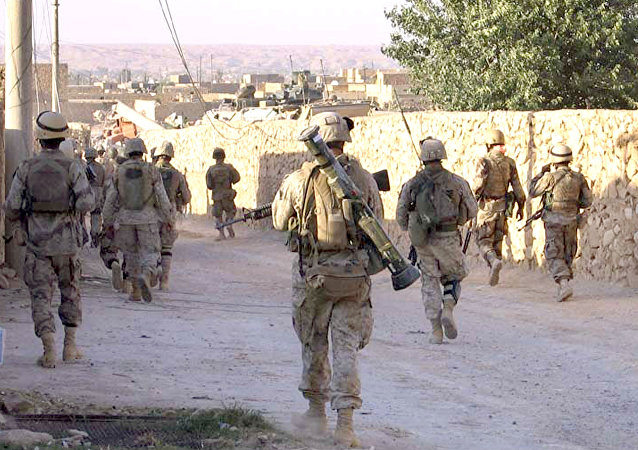 Marines americani in Iraq