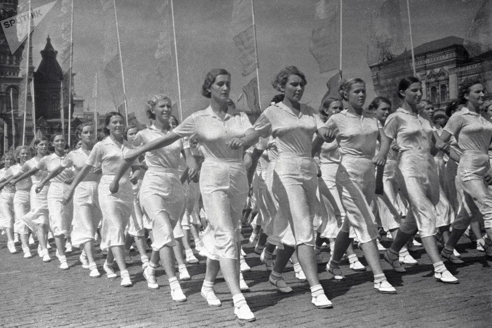Le donne dell'URSS