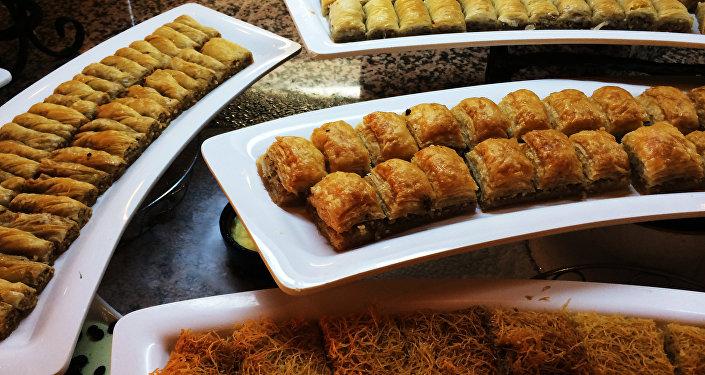 I deliziosi dolci turchi