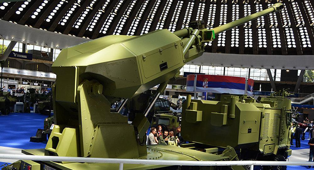 "Sistema di artiglieria ""Aleksandar"""