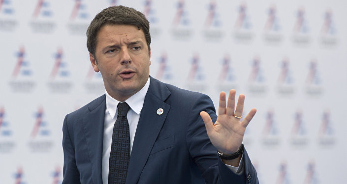 Renzi al Summit Asia Europa