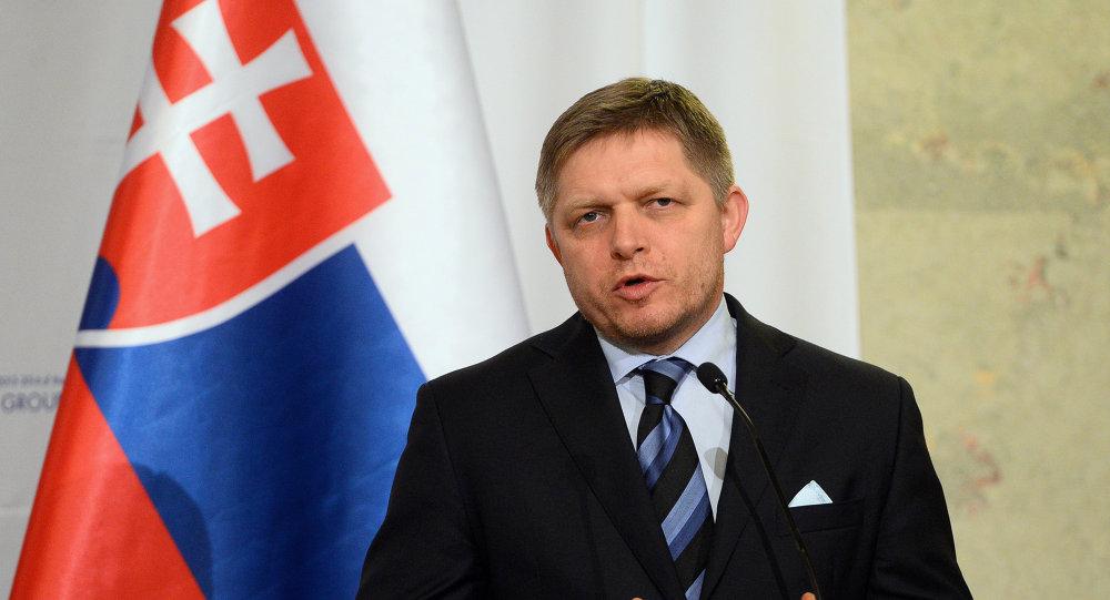 Robert Fico, premier Slovacchia