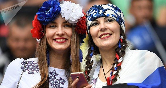 Le tifose più belle della Confederations Cup 2017