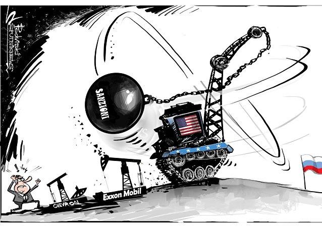 Sanzioni contro Russia