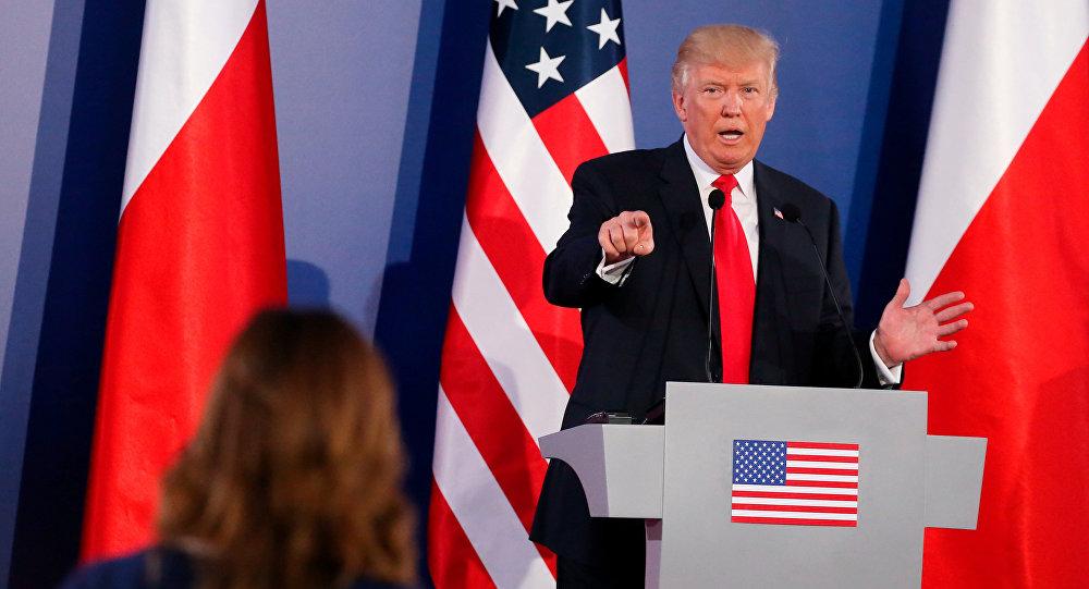 Trump in Polonia, e la NATO è al sicuro