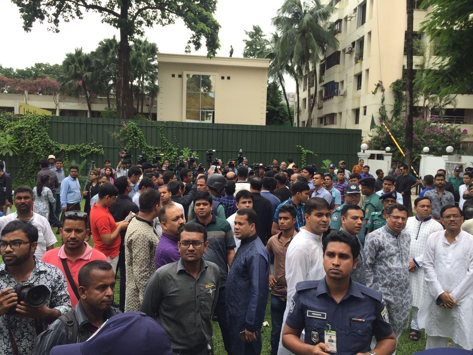 Commemorazioni Dacca