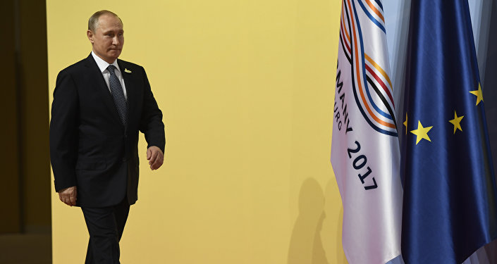 presidente russo al vertice G20
