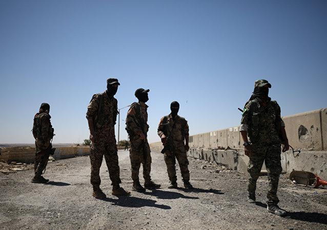 Militari siriani