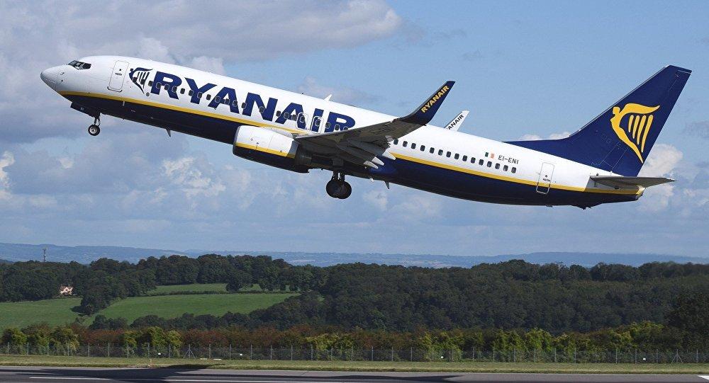 La compagnia aerea Ryanair