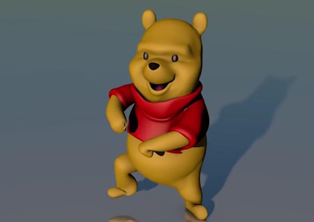 Orsetto Winnie the Pooh