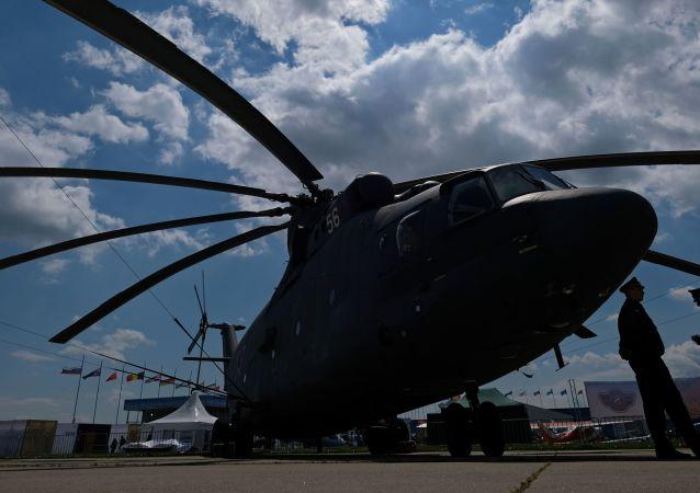 Elicottero Mi-26