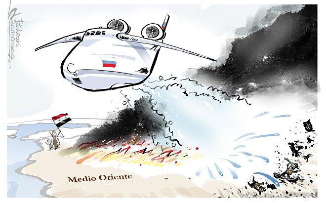 Vice presidente Iraq: la Russia ha salvato il Medio Oriente dalla distruzione