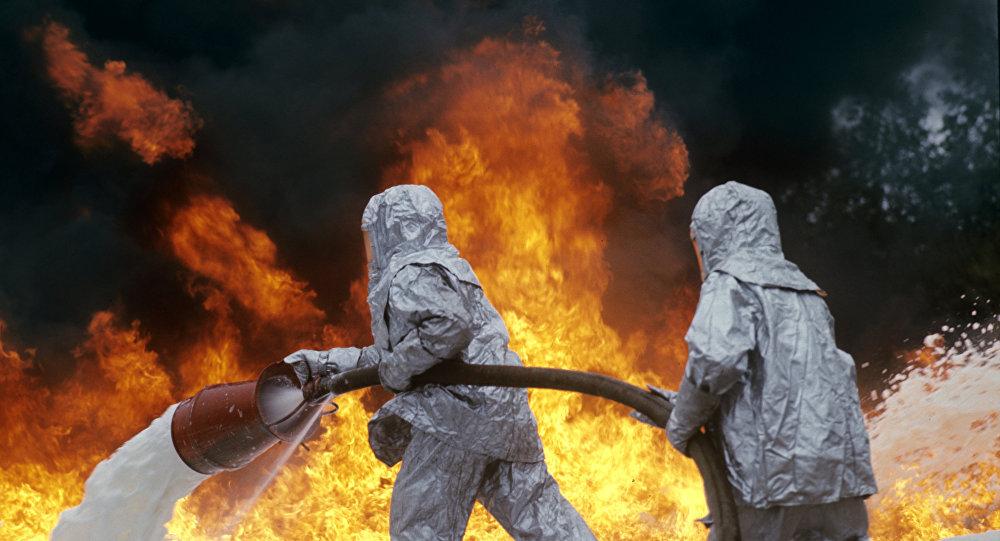 Ucraina, esplosione in un deposito militare: evacuate 25mila persone