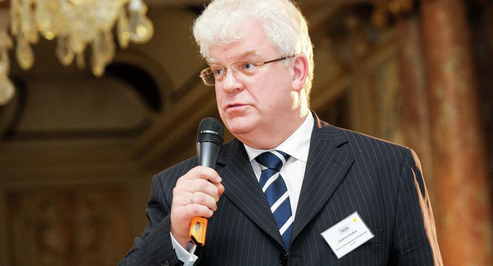 Vladimir Chizhov, Ambassador, Mission of the Russian Federation to the EU