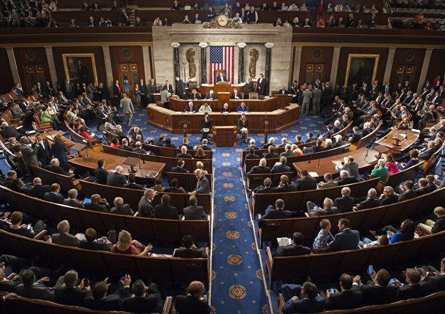 La Camera dei Rappresentanti del Congresso degli USA