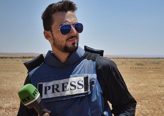 Giornalista Khaled AlKhateb, ucciso da islamisti in Siria