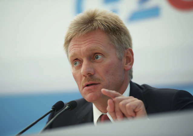 Dmitry Peskov