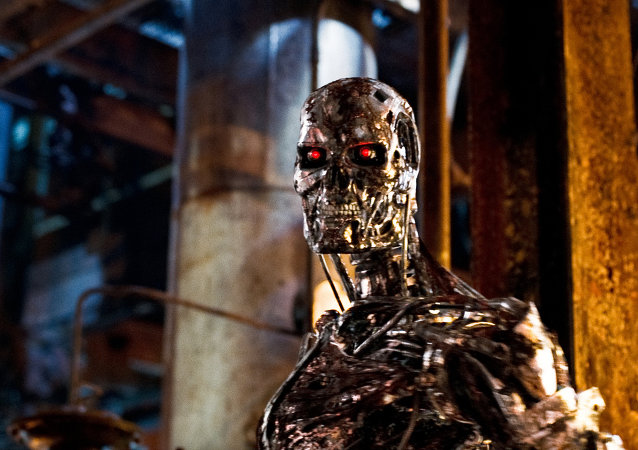 Still from Terminator Salvation: The Future Begins.