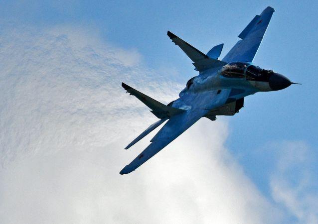Il caccia multifunzionale MiG-35