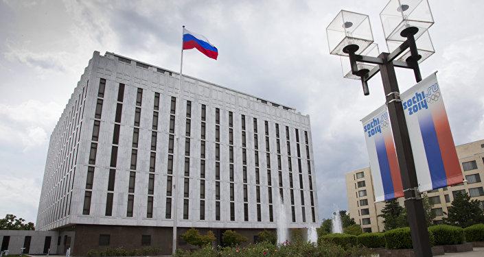 Ambasciata russa a Washington