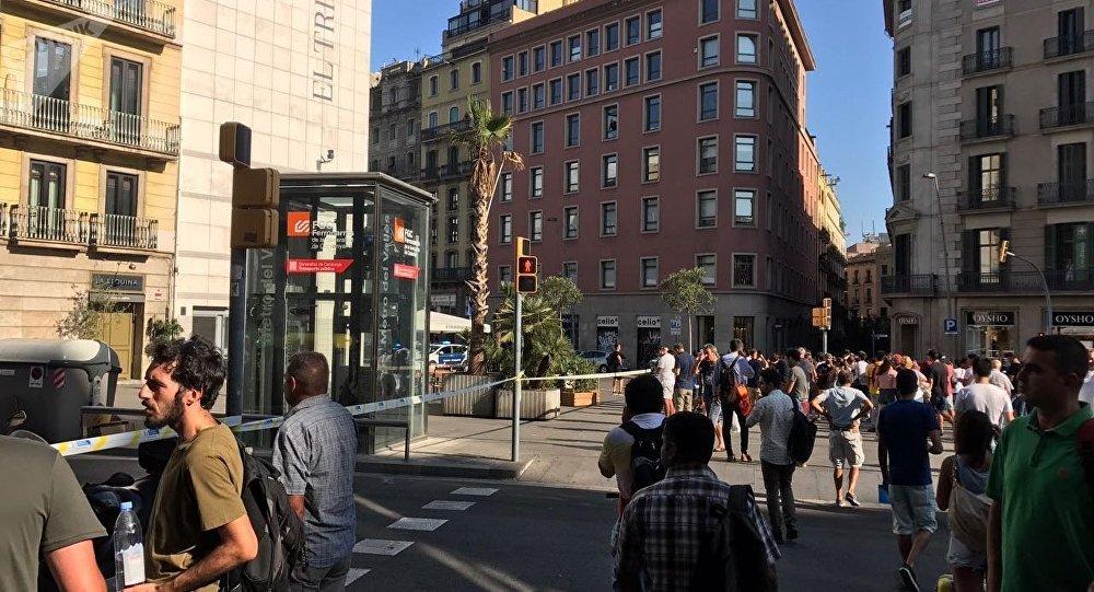 La situazione a Barcellona