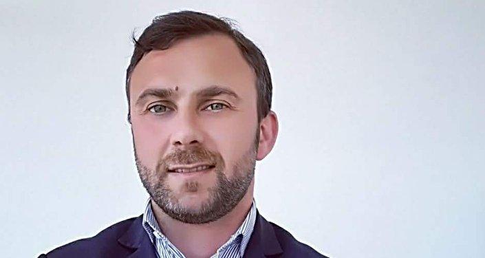 Andrea Putzu, dirigente nazionale di Fratelli d'Italia