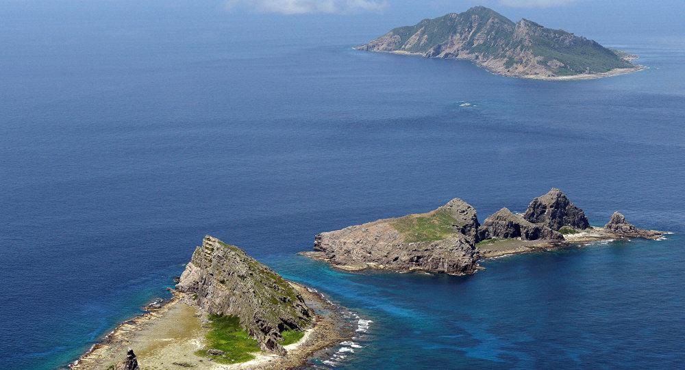 Arcipelago Diaoyu (Senkaku)