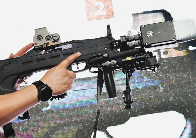 Kalashnikov al forum Armiya 2017