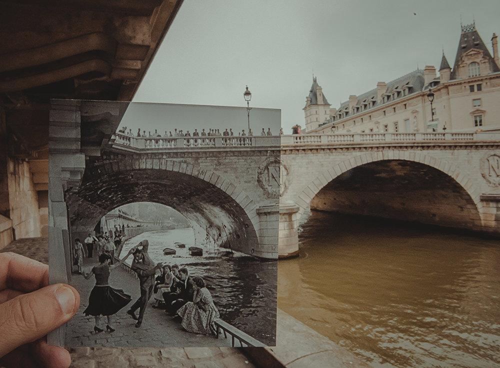 A volte ritornano, le foto delle modelle di Dior in URSS viste oggi