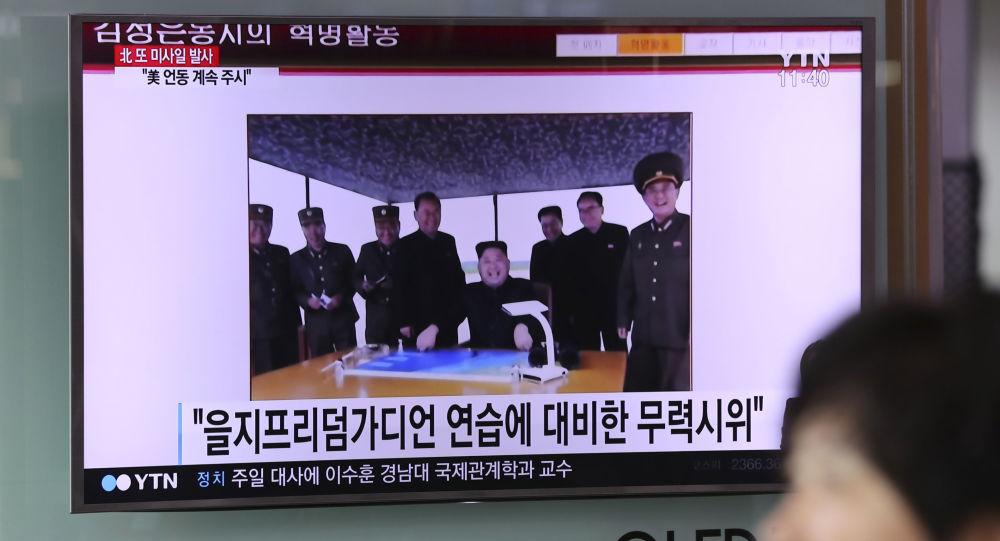 Le notizie su un nuovo test missilistico della Corea del Nord.