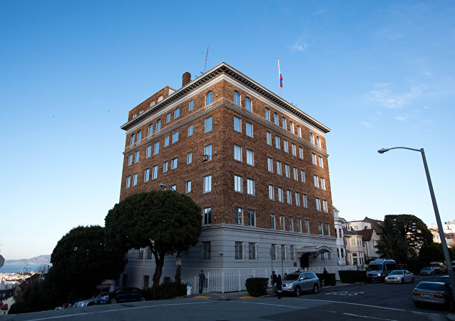 Consolato russo di San Francisco