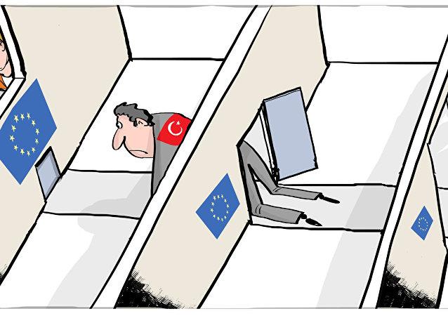 Al momento è chiaro che la Turchia non potrebbe entrare in Europa. Se ne parlerà anche al prossimo Consiglio europeo, in autunno. E quindi dopo le elezioni tedesche. Lo ha detto il portavoce di Angela Merkel Steffen Seibert.