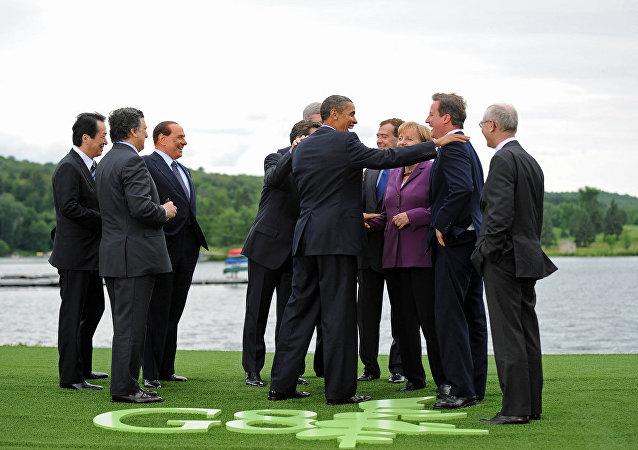 I leader di G8