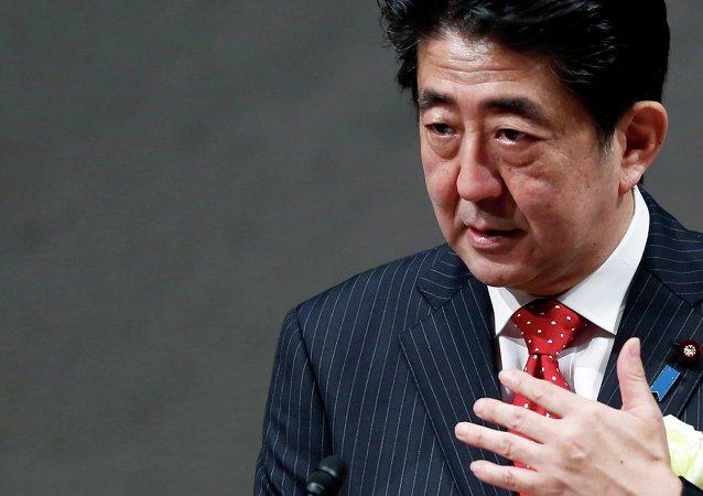 Giappone, premier Shinzo Abe