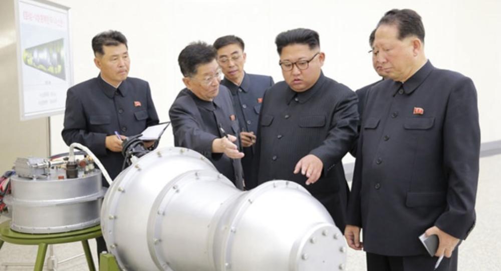 Kim Jong-un e la bomba all'idrogeno