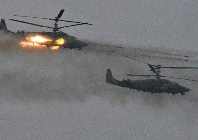 Esercitazioni militari Zapad 2017