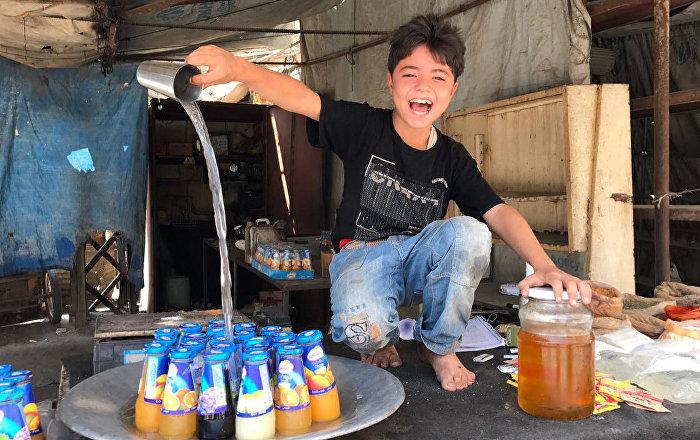 Ritorno alla normalità a Deir ez-Zor